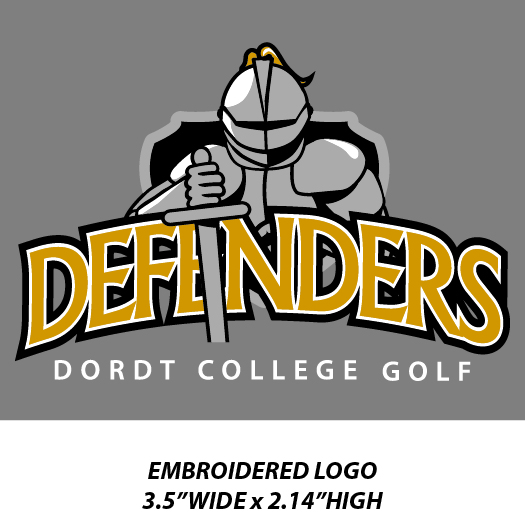 Dordt College Golf - WBSTORE CLOSED