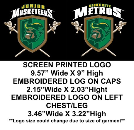Junior Musketeers 2017 Apparel Store - WEBSTORE CLOSED