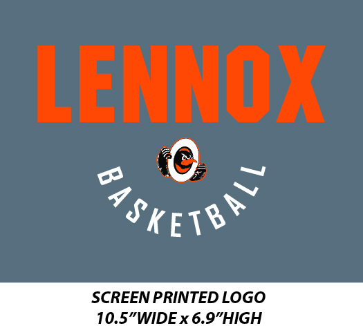 Lennox Youth Basketball Fall 2017 - WEBSTORE CLOSED
