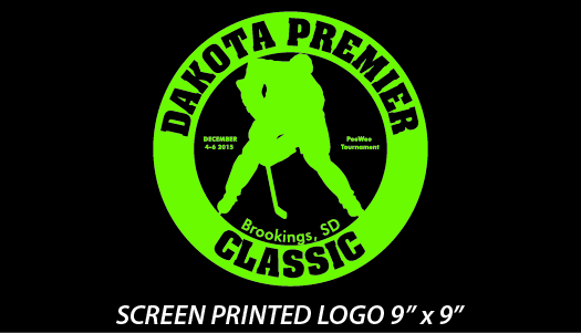 Dakota Premier Classic - Peewee Tournament - Dec. 4th - 6th - WEBSTORE CLOSED