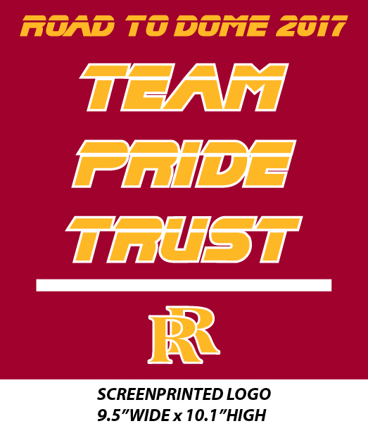 Roosevelt Football State Shirt 2017 - WEBSTORE CLOSED