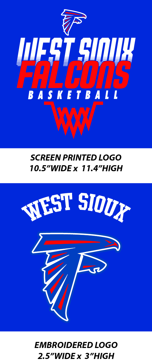 West Sioux Basketball 2017 - WEBSTORE CLOSED