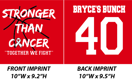 Bryce's Bunch Cancer Fundraiser - WEBSTORE CLOSED