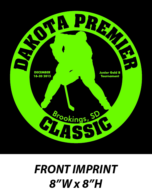 Dakota Premier Classic - Junior Gold - WEBSTORE CLOSED