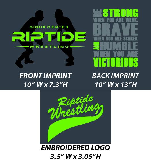 Riptide Wrestling - WEBSTORE CLOSED