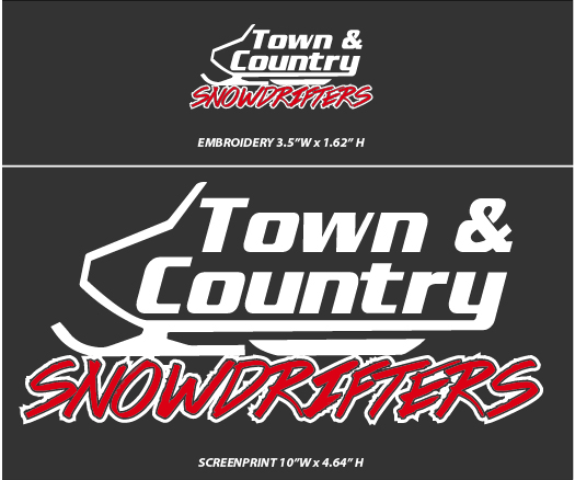 Town & Country Snowdrifters - WEBSTORE CLOSED