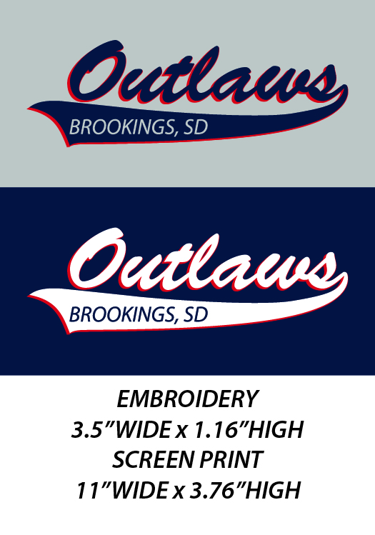 Outlaw Softball 2016  - WEBSTORE CLOSED