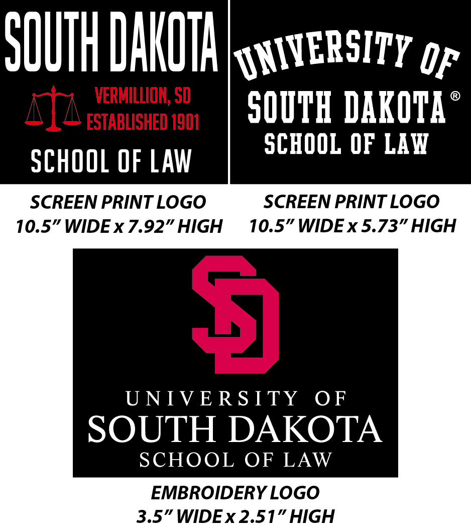 USD Law School - 2016 - WEBSTORE CLOSED
