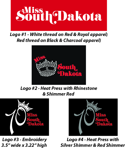 Miss South Dakota 2016 - WEBSTORE CLOSED