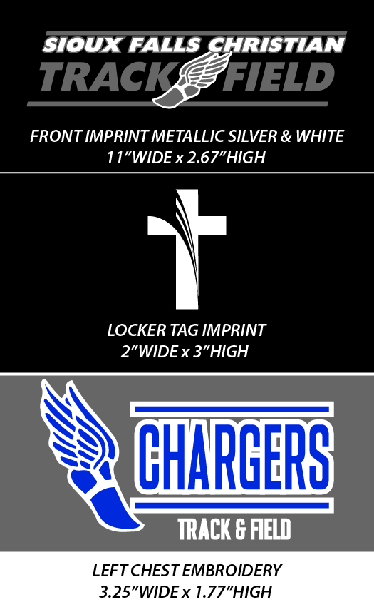 SIoux Falls Christian Track & Field - WEBSTORE CLOSED