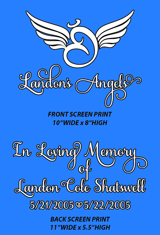 Landon's Angels - WEBSTORE CLOSED