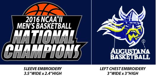 Augustana National Champions - WEBSTORE CLOSED