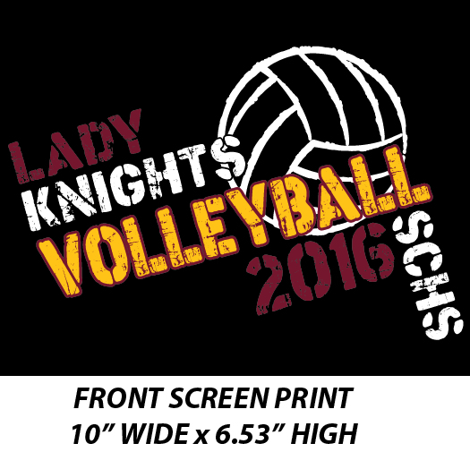 SCHS Volleyball - WEBSTORE CLOSED