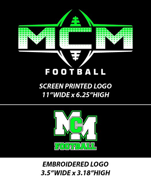 MCM Football 2016 - WEBSTORE CLOSED