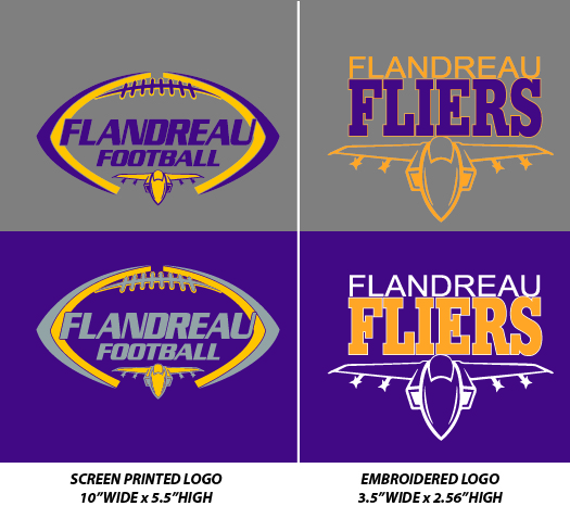 Flandreau Football 2016 - WEBSTORE CLOSED
