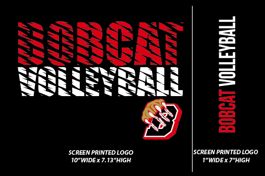 Bobcat Volleyball 2016 - WEBSTORE CLOSED