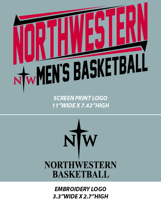 Northwestern Mens Basketball Fangear - WEBSTORE CLOSED