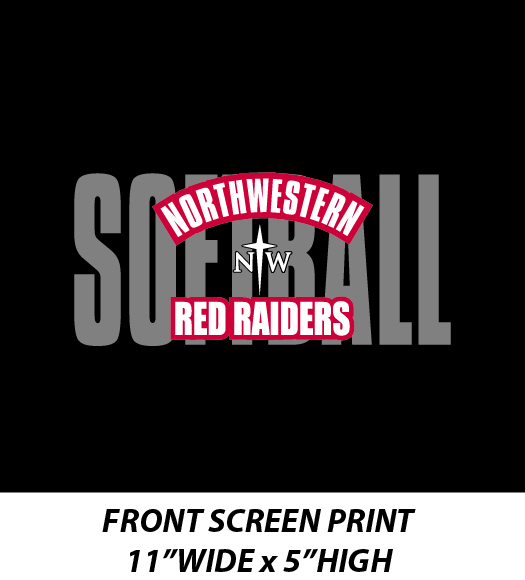 Northwestern Softball Player Gear - WEBSTORE CLOSED