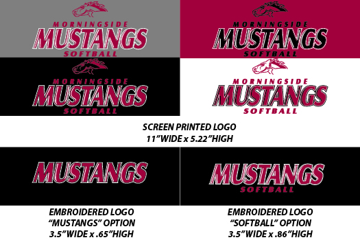 Morningside College Softball 2016 - WEBSTORE CLOSED