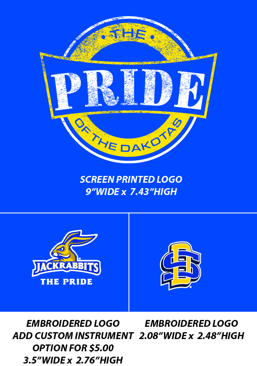 SDSU The PRIDE 2016 - WEBSTORE CLOSED
