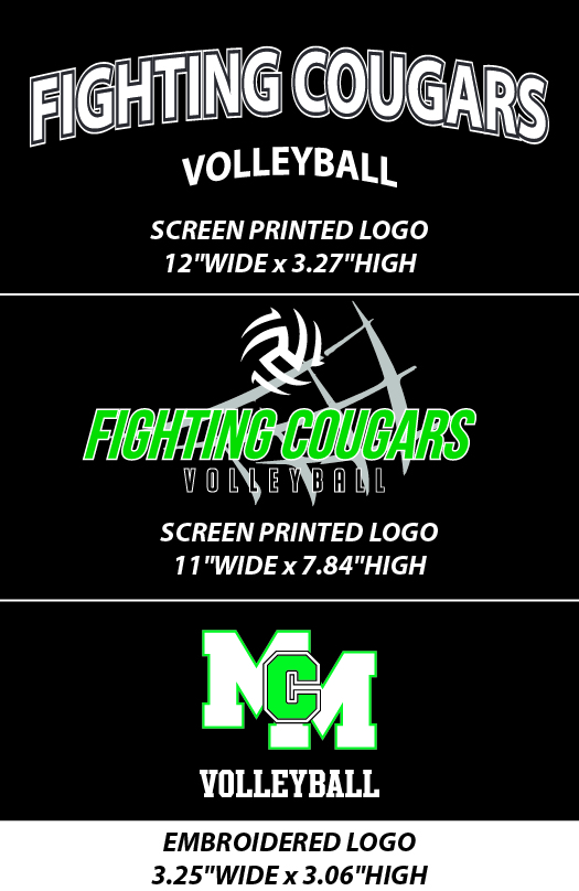 MCM Volleyball 2016 - WEBSTORE CLOSED