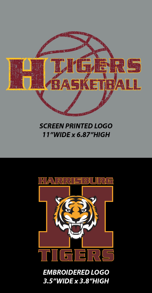 Harrisburg Basketball 2016 - WEBSTORE CLOSED