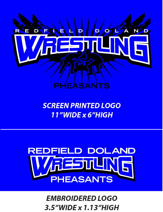 Redfield Doland Wrestling 2016 - WEBSTORE CLOSED
