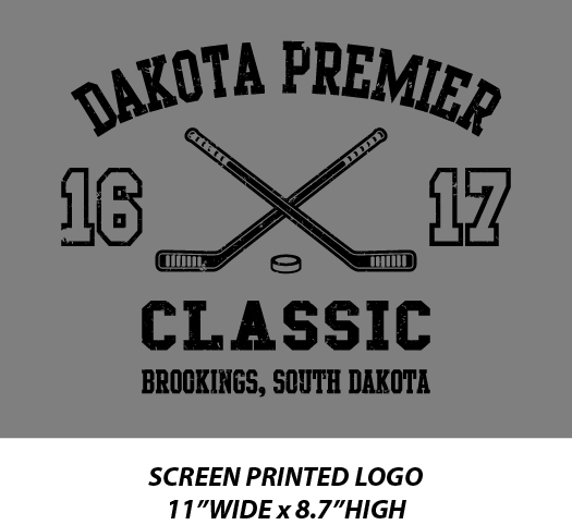 Dakota Premier Hockey Peewee A & B 2016 - WEBSTORE CLOSED