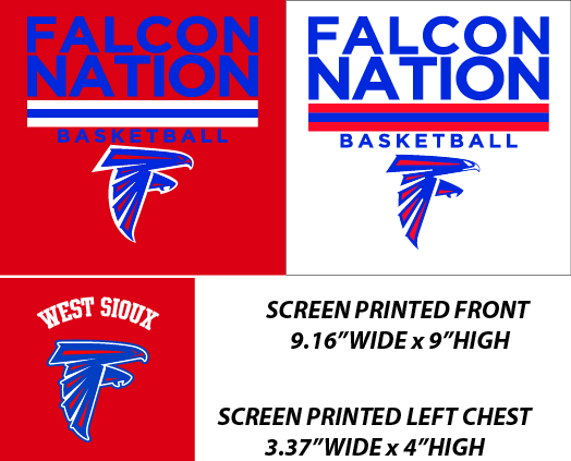 West Sioux Basketball 2016 - WEBSTORE CLOSED