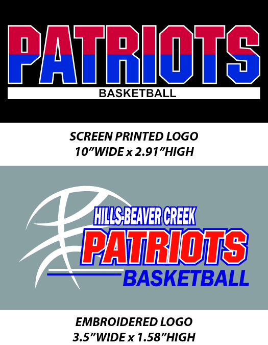 Hills-Beaver Creek Basketball 2016 - WEBSTORE CLOSED