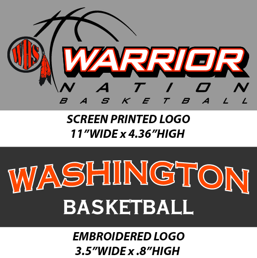 Sioux Falls Washington Girls Basketball 2016 - WEBSTORE CLOSED