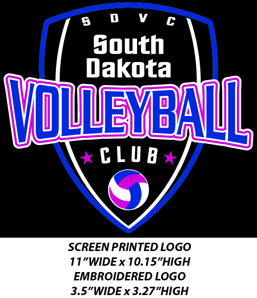 South Dakota Club Volleyball 2017 - WEBSTORE CLOSED