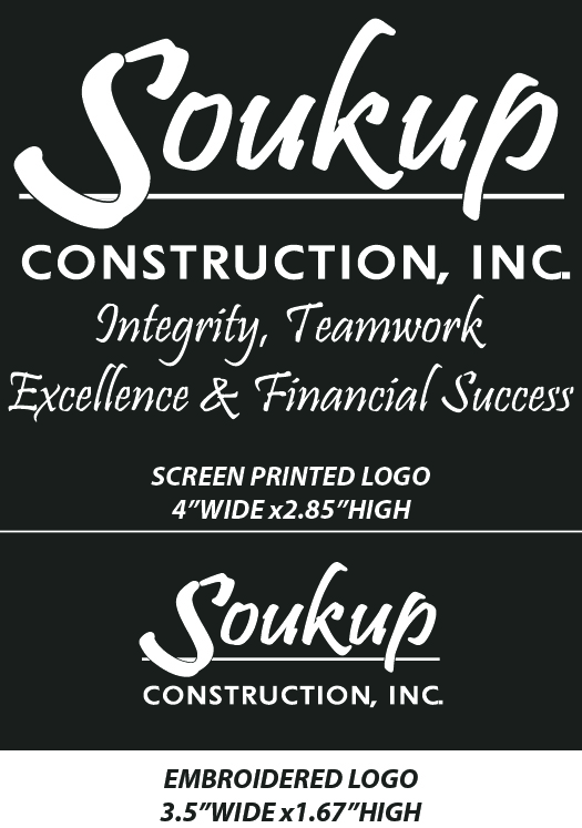 Soukup Construction - WEBSTORE CLOSED