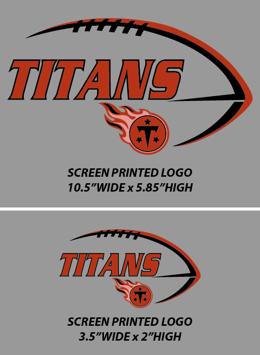 Sioux Center Titans Youth Football 2017- CLOSED