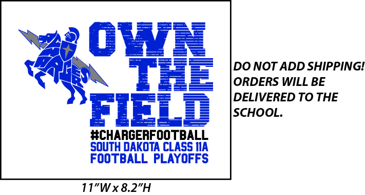 Sioux Falls Christian Football Playoffs - WEBSTORE CLOSED
