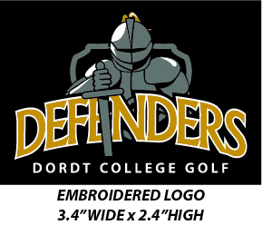 Dordt College Golf 2017 - WEBSTORE CLOSED