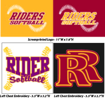 RHS Softball - WEBSTORE CLOSED