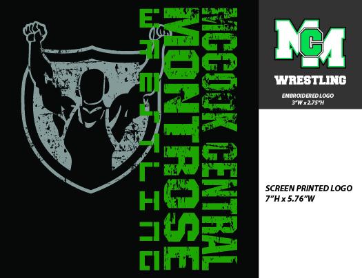 MCM Wrestling 2015 - WEBSTORE CLOSED