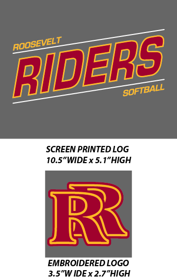 Roosevelt  Softball 2017 Fan - WEBSTORE CLOSED
