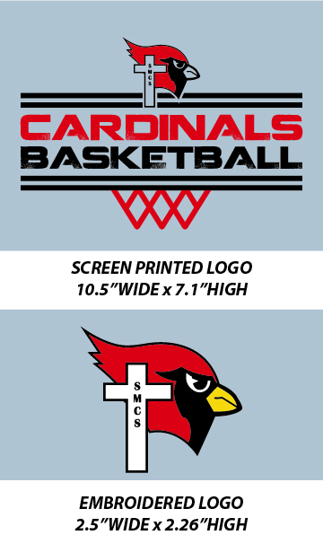 St Marys Cardinals Basketball 2017