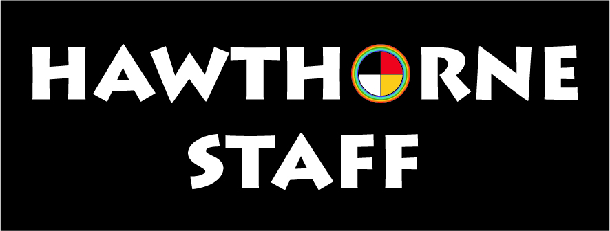 Hawthorne Staff - WEB STORE CLOSED
