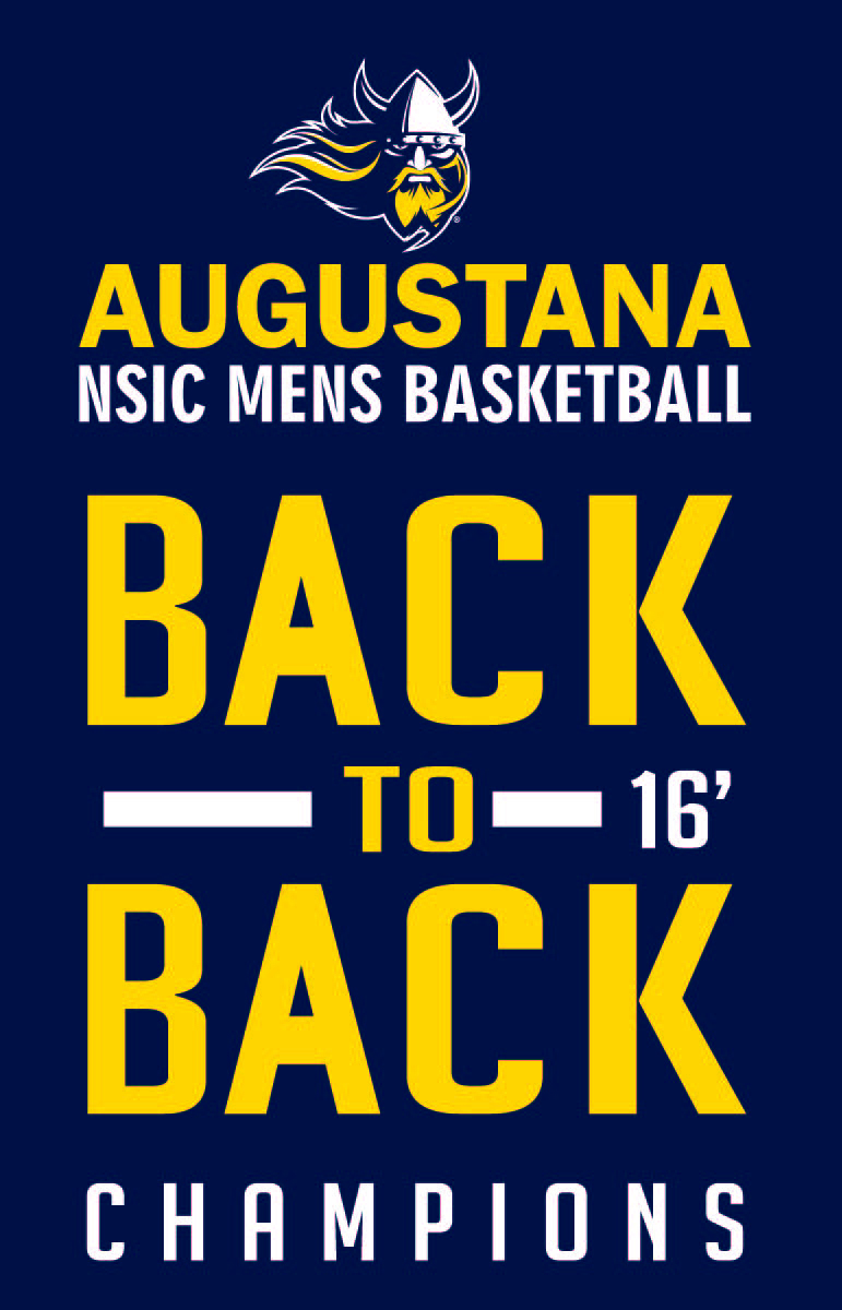 Augustana Basketball NSIC Champs - WEBSTORE CLOSED