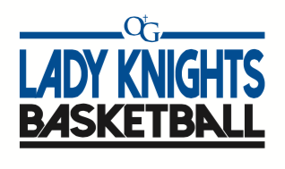 O'Gorman Lady Knights Basketball - WEB STORE CLOSED