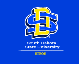 WEB STORE CLOSED - SDSU HEROH - Contact: Tasha or Jen at CFpromo Brookings 605-592-9394