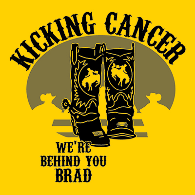Kicking Cancer - WEBSTORE CLOSED