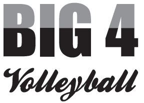 Big 4 Volleyball - WEB STORE CLOSED