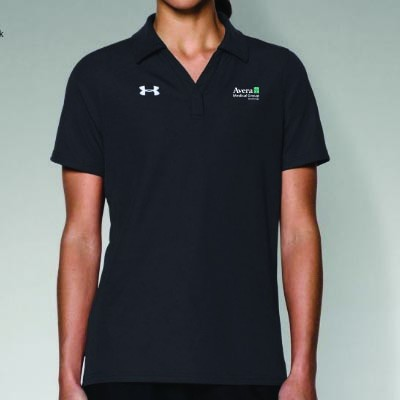 Avera Physical Therapy Brookings 08 Ladies Under Armour Performance Polo