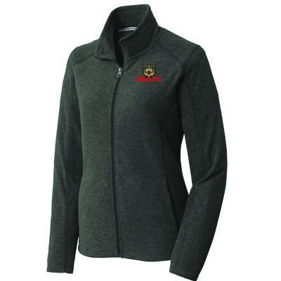 Hillcrest Elementary 2016 14 Mens or Ladies Sport Tek Heathered Full Zip