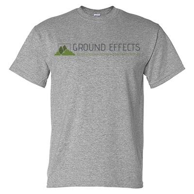 Ground Effects Employees 01 Gildan Short Sleeve 50/50 Tee