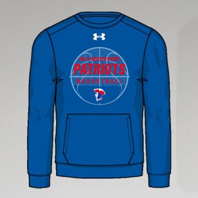 HBC Basketball 2017 Apparel Store 05 UA Hustle Fleece Crew